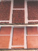POLYMER SURFACE FINISHES AND SPRAY-ON PAVING
